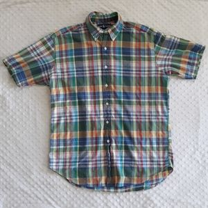 Ralph Lauren Blake short sleeve shirt M Medium